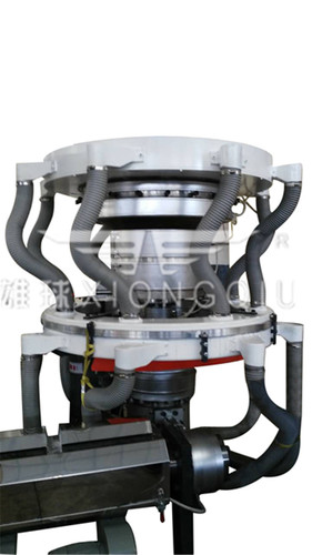 ABA 3 Layers LDPE Rotary Die Head