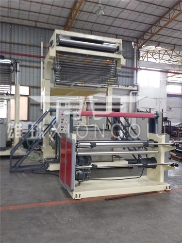 1600mm PVC Heat Shrinkable Film Blowing Machine